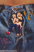 POSTER : MUSIC : DIXIE CHICKS - FLY - ALL 3 POSED - FREE SHIP !    #455 RAP29 B