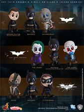 Hot Toys Batman Movie Set - Cosbaby Series Collectables - Set of 9
