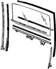 73-9 F-Series 78-9 Bronco Door Glass Run Weatherstrip