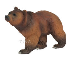 Free Shipping | Papo 50032 Pyrenees Brown Bear Adult Replica- New in Package