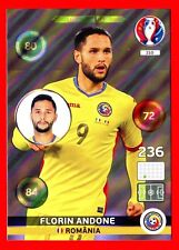 EURO FRANCE 2016 -Adrenalyn Panini- Card n. 310 - ANDONE ROMANIA - One to Watch