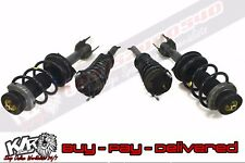 Alfa Romeo 2005 GT Q2 V6 3.2L Front & Rear Struts / Suspension Replacement - KLR