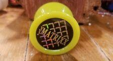 VINTAGE TOURNAMENT YOYO toy yo-yo Jam precision balanced usa TM yellow matrix us