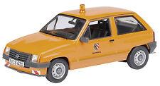 "Schuco Volkswagen Opel Corsa A "" City nϋrnberg "" Orange, 1:43 Item 03413"