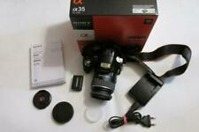 Sony Alpha SLT-A35K 16.2MP Digital-SLR SLT Camera/Camcorder + AF-S 18-55mm Lens