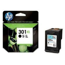 HP 301xl High Yield Black Original Ink Cartridge Ch563ee