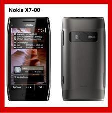 "Original Nokia X7 Mobile Phone 4.0"" Touchscreen Wi-Fi GPS 3G GSM 8MP X7-00"