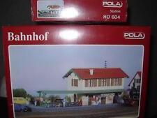 POLA H0 310604 Gare Ebelsbach NOUVEAU & VINTAGE 604