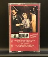 Bryan Duncan Have Yourself Committed Cassette Tape OOP Christian Rock 90s CCM