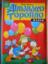 ALMANACCO TOPOLINO n°183 1970   [G387] - OTTIMO
