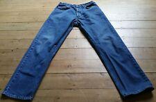 """Levi's 618 Orange Label Blue Denim Jeans, Waist 33.5"""", 85cm, Inseam 31.25"""", 79cm"""
