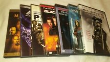 Dvd Movie Lot You Pick! (Pick from any list - Free Shipping The Cheapest.