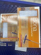 20 Bona Disposable Dry Dusting Pads (2 Packages of 10)