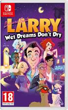 Leisure Suit Larry Wet Dreams Dont Dry SWITCH