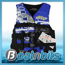 life Jacket, Nylon Blue Child Size 12