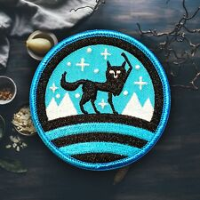 Good Luck Wolf Patch (Free Shipping Us)