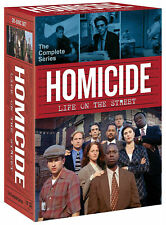 Homicide: Life on the Street - The Complete Series season 1-7 (DVD, 2017, 35-Dis
