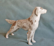 Royal Copenhagen Porcelain Figurine English Irish Setter Dog 3252 Retired