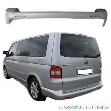 Stoßstange VW T5 Transporter hinten 03-12 o. PDC grundiert +Halter + 5J.GARANTIE