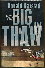 The Big Thaw by Donald Harstad-First Edition/DJ-Publishe Review Copy-2000