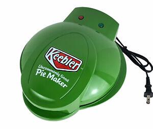 Green Keebler Uncommonly Good Mini Personal Pie Maker Smart Planet PPM-1K
