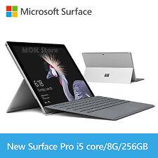 "Microsoft New Surface Pro intel i5core/8G/256GB 12.3"" (No pen) FJX-00010"