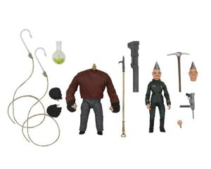 NECA PUPPET MASTER PINHEAD AND TUNNELER ULTIMATE ACTION FIGURE 2 PACK