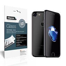 dipos Folie Glasfolie matt iPhone 7 Plus (Vorder- und Rückseite) Schutzfolie 9H
