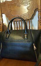 MNG  tote black bag