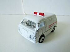 Vintage 1983 Bandai Tonka Gobots Rest-Q Ambulance MR-15 Action Figure