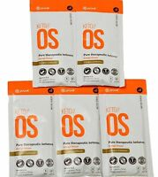 Orange Dream Keto-OS by Pruvit 5 Day Supply Caffeinated Supplement Orange