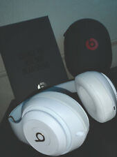 Beats by Dr. Dre Studio Wireless Headphones - White