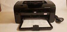 HP LaserJet Pro 1102w Printer USB/ WiFi  CE658A  Page Count 3,578