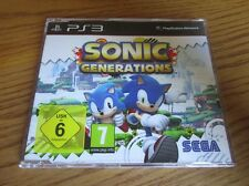 Sonic Generations PROMO – PS3 (Full Promotional Game) PlayStation 3 ~ SEGA