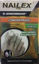 NAILEX~EL DESENTERRADOR DE UÑAS ENTERRADA  Ingrown Toenail Softener-CONCENTRADO