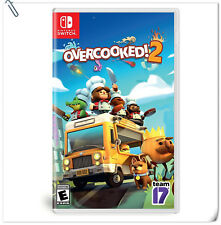 SWITCH Overcooked! 2 Nintendo Action Games