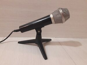 USSR Vintage Microphone MKE-9 1989. Soviet Union Russia Octave