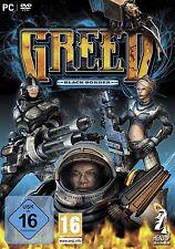 Greed Black Border Action Rollenspiel für Pc Neu Ovp