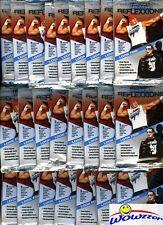 (24) TNA Impact Reflexxions Factory Sealed Retail Foil Packs MINT-120 Cards