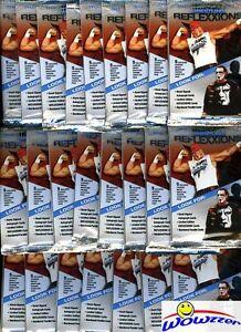 (24) TNA cFactory Sealed Retail Foil Packs MINT-120 Cards