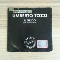Umberto Tozzi - Il Grido - CD Single PROMO - 1996 CGD