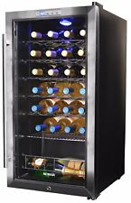 NewAir AWC-270E 27-Bottle Compressor Wine Cooler 27 Bottle