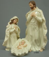 Lenox Nativity A King Is Born - New Never Displayed $145