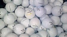 20 Callaway Hex Control Balles De Golf Perle/A Grade