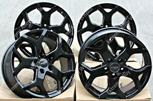 """16"""" B Commercial Motorhome Van Rated Alloy Wheels Fit Renault Masters 5x130 Only"""