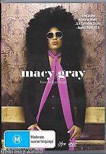 MACY GRAY - LIVE IN LAS VEGAS (2005) - BRAND NEW & SEALED R4 DVD