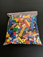 2 Lbs Pounds of LEGOS Bulk Lot with a couple of Minifigures