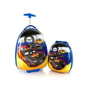 New Disney Cars Luggage and Backpack Set for kids - 2 Pc