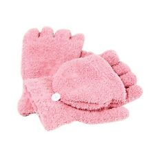 Women Men Fashion Unisex Knitted Fingerless Winter Gloves Soft Warm Mittens