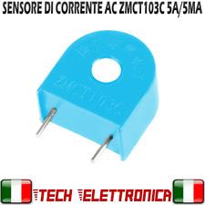 Modulo Sensore di corrente AC 5A  Sensore ZMCT103C ARDUINO